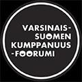Kumppfoorumi_logo_mustatausta