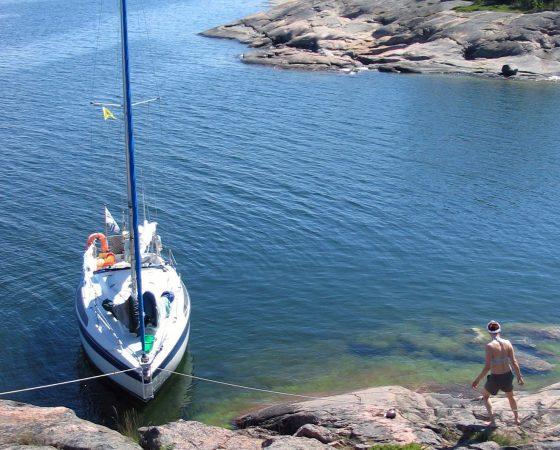 Båtliv i samklang med miljön