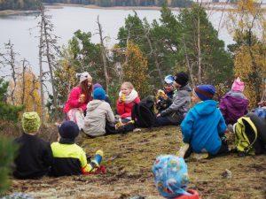 maisema Puosinkalliolta Särkisalon koulu 0517