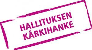 Hallituksen kärkihanke logo fi lila RGB SaaRa