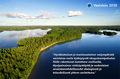 Kokemäenjoen vesivisio 2050