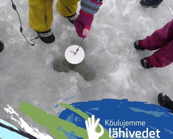 Vesihavainnot talteen -koulutus 20.3.