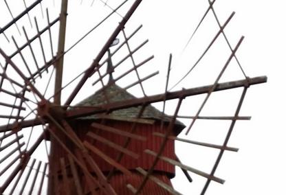 Arvokkaat tuulimyllyt korjataan Uudessakaupungissa