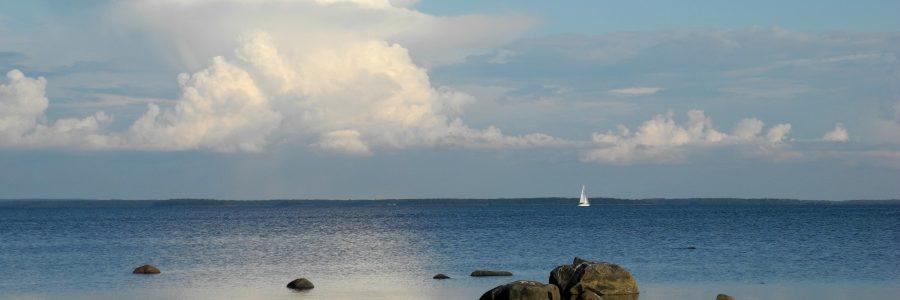 Saaristoon ilman omaa venettä