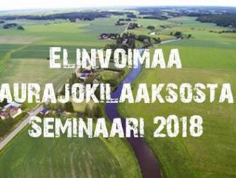 Elinvoimaa Aurajokilaaksosta -seminaari 11.10.