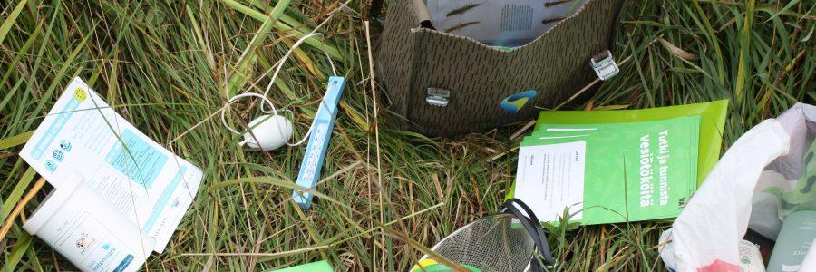 Turun ekotukitoiminta lisää lähivesitietoisuutta