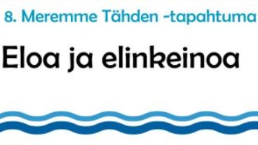 Meremme tähden -tapahtuma Raumalla 9.5.2019