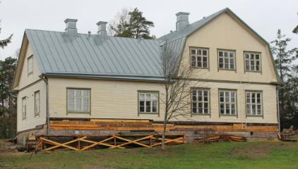 Rakennusperintöavustuksilla paljon myönteisiä vaikutuksia