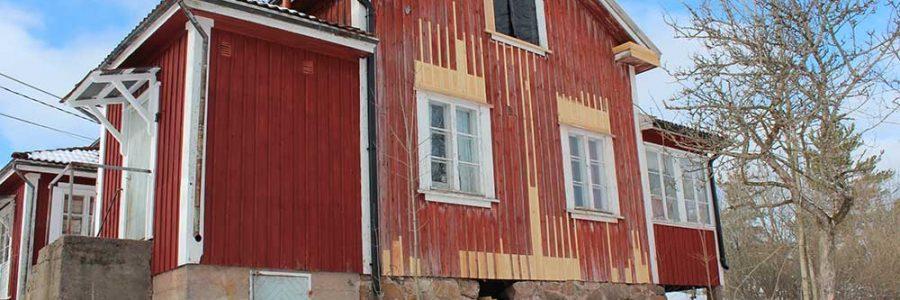 Avustuksia arvokkaan rakennusperintömme hoitoon 141 500 euroa