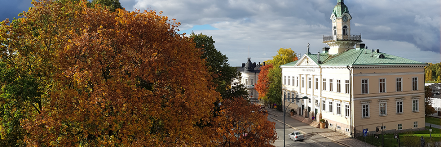 Kulttuurimaiseman hoidon neuvottelupäivät Porissa 27.-28.8.2019