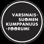Varsinais-Suomen Kumppanuusfoorumi -logo