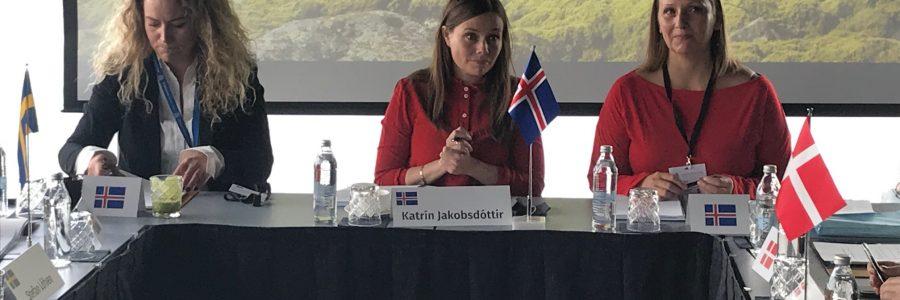 Pohjoismaiden pääministerien visiona tehokkaammat ilmastotoimet