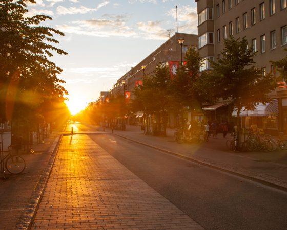 Kaupunki Ruotsiksi