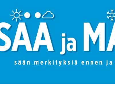 Sää ja mää – sään merkityksiä ennen ja nyt oppimateriaalin käyttökoulutus 4.12. Turussa