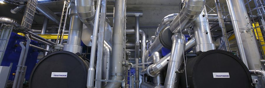 Kakolanmäellä jätevedestä talteen otettu lämpö on ilmastoteko