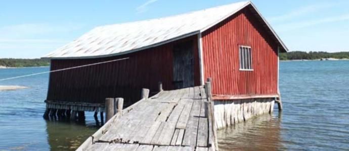 Turunmaa, yhteinen kulttuuriympäristömme – Åboland, vår gemensamma kulturmiljö julkaistu Varsinais-Suomen rakennuskulttuurisarjassa