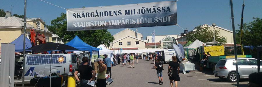 Saariston ympäristömessut – Skärgårdens Miljömässa 28.-29.8.2020