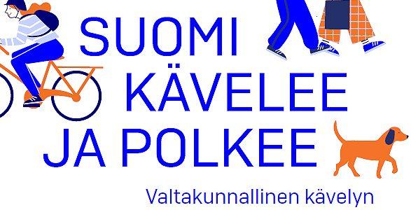 Kävelyn ja pyöräliikenteen sidosryhmäfoorumi 7.9.