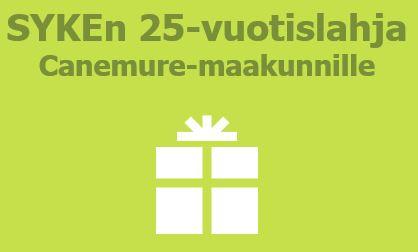 SYKEn lahjapaketti Lounais-Suomen kunnille