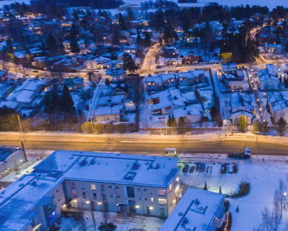 Turku Energia aktiivinen ilmastotyössä