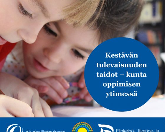 Kestävän tulevaisuuden taidot – kunta oppimisen ytimessä 5.5.
