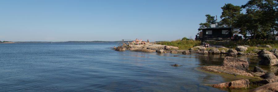 Rannikon pienvesien ja suojaisten lahtien kunnostus -webinaari tiistaina 20.4.2021