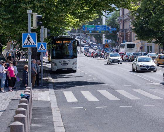 Valtakunnallisen liikennejärjestelmäsuunnitelman toimeenpano vauhtiin