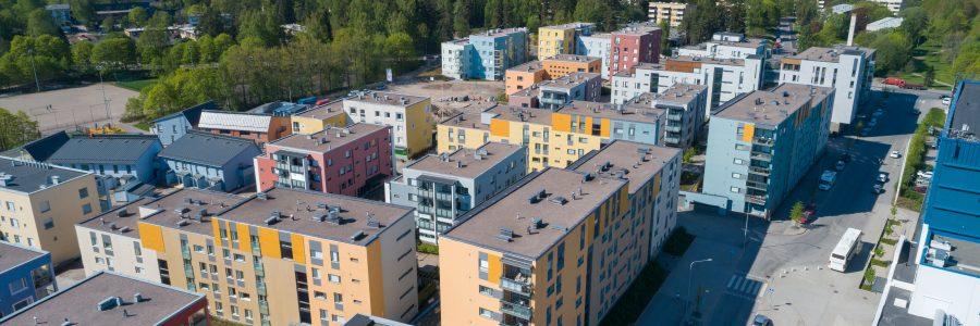 Taloyhtiön energiatarkastus on toimiva työkalu lähtötilanteen selvitykseen