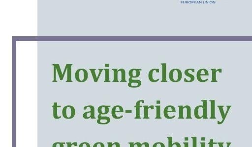 GreenSAM-hankkeen konferenssi ja seminaari – Moving closer to age-friendly green mobility 8.-9.9.2021