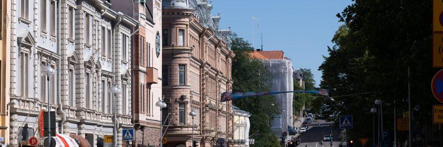 Rakennusperintö ja muuttuvat palvelut 7.10.2021