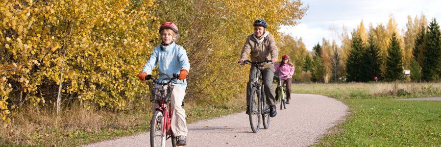 Helsingin seudun kävelyn ja pyöräilyn nopeat kokeilut – opit jakoon 10.11.2021