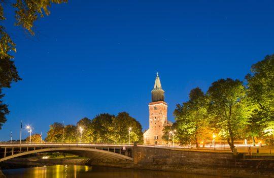 Turku vahvistaa kaupungin hiilinieluja ja edistää pihojen vihertehokkuutta